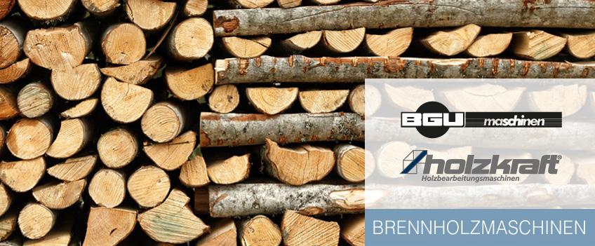 Brennholzmaschinen