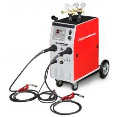 Schutzgasschweissgerät Universal TRI-MIG 240 mit Brenner Schweisskraft 1080324-1080324-20