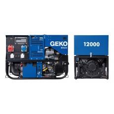 GEKO Stromerzeuger 12000 silent ED-S/SEBA WINTERAKTION 17/18 V5123-V5123-20