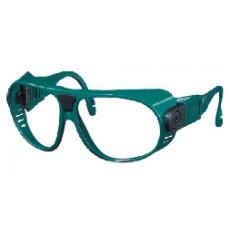 Nylonschutzbrille DIN A5 VE=10 Bügel verstellbar 031.555-1600505-20