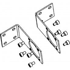 Wandhalterung S075, M010 für Filter / Satz = 2 Stück aircraft 2047002-2047002-20