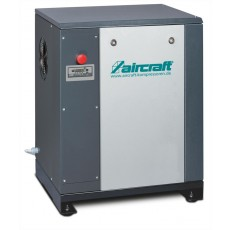 A-MICRO 4.0-08 (IE3) Schraubenkompressor mit Rippenbandriemenantrieb AIRCRAFT 2091602-S-2091602-S-20