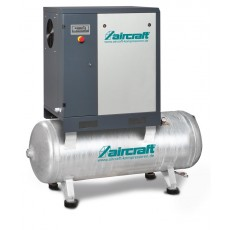 A-PLUS 8-13-500 (IE3) Schraubenkompressor mit Rippenbandriemenantrieb AIRCRAFT 2092236-2092236-20