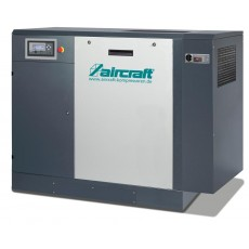 A-PLUS 18.5-08 K (IE3) Schraubenkompressor mit Rippenbandriemenantrieb u. Kältetrockner AIRCRAFT 2093242-2093242-20
