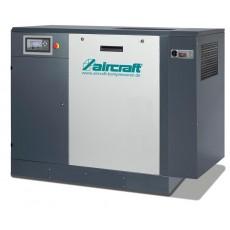 A-PLUS 22-08 K (IE3) Schraubenkompressor mit Rippenbandriemenantrieb u. Kältetrockner AIRCRAFT 2093442-2093442-20