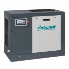 A-PLUS 22-08 VS K (IE3) Schraubenkompressor m Rippenbandriemenantrieb, Frequenzregelung, Kältetrockner AIRCRAFT 2093542-2093542-20