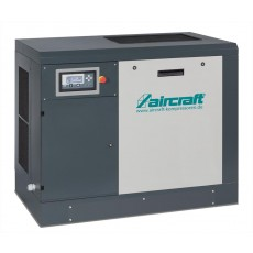 A-PLUS 22-10 VS K (IE3) Schraubenkompressor m Rippenbandriemenantrieb, Frequenzregelung, Kältetrockner AIRCRAFT 2093544-2093544-20