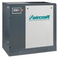 A-PLUS 38-10 K (IE3) Schraubenkompressor mit Rippenbandriemenantrieb (Bodeninstallation mit Kältetrockner) Art.-Nr. 2093844-2093844-20