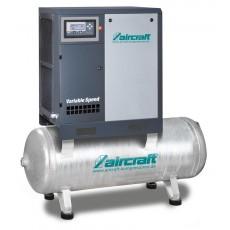 A-K-MAX 7,5-10-270F VS (IE3) Direktgeflanschte Schraubenkompressoren mit Frequenzregelung AIRCRAFT 2095522-2095522-20