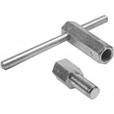 Eindrehervorsatz für Elektroschrauber M 8 Eindrehervorsatz für Elektroschrauber Art.-Nr. 2155965-2155965-20