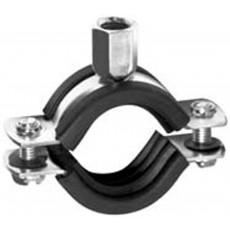 Schraubklemme mit Gummi-Innenband 15 18 mm Schraubklemme mit Gummi-Innenband Art.-Nr. 2157218-2157218-20