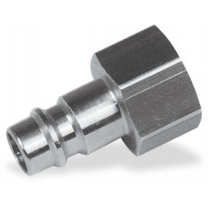 "Stecknippel Stahl 1/4"" IG-2203012-20"