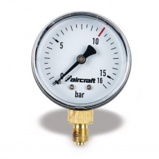 "Manometer Ø 40 mm, 1/8"" hinten, 10 bar Manometer Art.-Nr. 2506440-2506440-20"