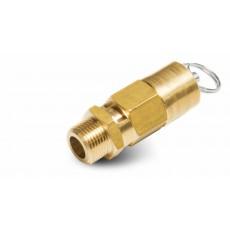 Sicherheitsventil 15 bar 1/2 CE 97/23 Sicherheitsventile Kategorie IV CE 97/23 Art.-Nr. 2507127-2507127-20