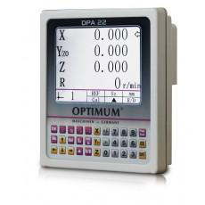 DPA 22 mit LCD-Anzeige Digitale Positionsanzeige Art.-Nr. 3384022-3384022-20
