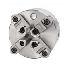 BISON Vierbackendrehfutter Guss Ø 160 mm DIN 6350 A2-4 Vierbackendrehfutter zentrisch spannend Art.-Nr. 3450236-3450236-20