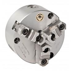 BISON Dreibackendrehfutter Guss Ø 200 mm DIN 6350 A2-5 Dreibackendrehfutter zentrisch spannend Art.-Nr. 3450210-3450210-20