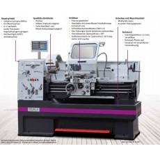 OPTIturn TU 4210V Drehmaschine Auslaufmodell Optimum Art.-Nr. 3463150-3463150-20