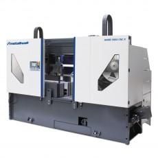 HMBS 5000 CNC X Zwei Säulen Metallbandsäge Metallkraft 3691500 HMBS5000-3691500-20