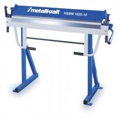 Handschwenkbiegemaschine HSBM 1020-10 Metallkraft 3771020-3771020-20