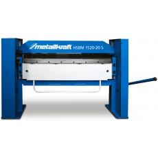 Schwenkbiegemaschine man. HSBM 1520/25 S Metallkraft 3779010-3779010-20