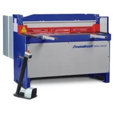 Tafelblechschere MTBS 2550-25 motorisch Metallkraft 3815103-3815103-20