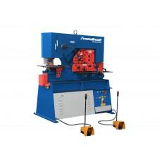HPS 65 DS Kombinierte hydraulische Profilstahlschere Lochstanze Metallkraft 3819065-3819065-20