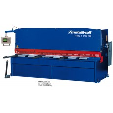Tafelblechschere HTBS-T 3100-60 Hydraulisch Metallkraft 3825306-3825306-20
