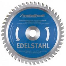 """Sägeblatt 230mm 9"""" Edelst. Z60 Metallkraft 3850233-3850233-20"""