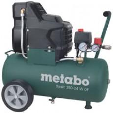 Basic 250-24 W OF (ölfrei) – Kompressor Metabo 60153200-60153200-20