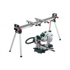 Metabo Set Maschinenständer KSU 400 + Kapp und Gehrungssäge KGS 315 Plus 690863000-690863000-20
