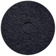 """Grundreinigungs-Pad Schwarz 11""""/27,9cm Grundreinigungs-Pad Art.-Nr. 7212020-7212020-20"""