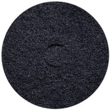 "Grundreinigungs-Pad Schwarz 16""/40,6cm Grundreinigungs-Pad Art.-Nr. 7212040-7212040-20"