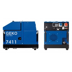 GEKO Stromerzeuger 7411 ED-AA/HHBA Supersilent WINTERAKTION 17/18 988434-988434-20
