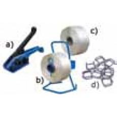 BGU Umreifungsset-Polyestertextilband 90117-90117-20
