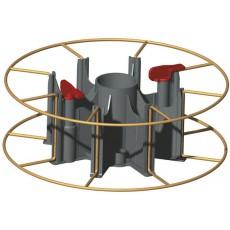 Korbspulenadapter KA 2 mit Schnellverschluss Schweisskraft 1110005-1110005-20