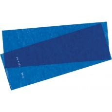 Kurzzeitschablonen 60x180mm blau 100 Stück-1231011KS-20