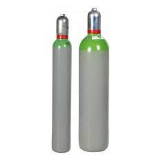 Stahlflasche Argon Mischgas 10 97,5% Argon, 2,5% CO2, 10 ltr.-1744010-20