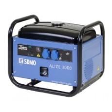 Alize 3000 SDMO Benzin Stromerzeuger 2,8 kW 230 V-Alize 3000-20