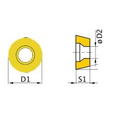 HM-Ersatzwendeplatten ISO RNMM1003MO HM-Ersatzwendeplatten Art.-Nr. 3441702-3441702-20