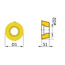 HM-Ersatzwendeplatten ISO RNMG1204MO HM-Ersatzwendeplatten Art.-Nr. 3441705-3441705-20