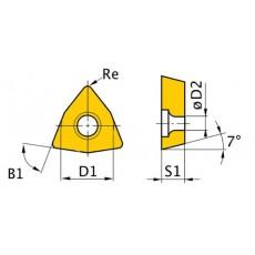 HM-Ersatzwendeplatten ISO WNMG080408 HM-Ersatzwendeplatten Art.-Nr. 3441752-3441752-20