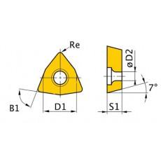 HM-Ersatzwendeplatten ISO WNMG060408 HM-Ersatzwendeplatten Art.-Nr. 3441753-3441753-20