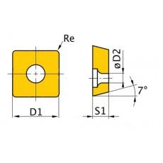 HM-Ersatzwendeplatten ISO PSDNN3232P15 HM-Ersatzwendeplatten Art.-Nr. 3441757-3441757-20
