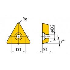 HM-Ersatzwendeplatten ISO TCMT110204 HM-Ersatzwendeplatten Art.-Nr. 3441762-3441762-20