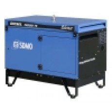 DIESEL 15000 TE AVR SILENCE SDMO Stromerzeuger 230/400 V 12,5 kVA-DIESEL15000TESILENCEAVR-20