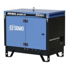 DIESEL 6500 TE AVR SILENCE SDMO Stromerzeuger 230/400 V 6,5 kVA-DIESEL6500TESILENCEAVR-20