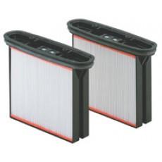 Satz= 2 Filterkassetten, Polyester, für ASA 2025, ASR 2025, ASR 2050, SHR 2050 M Metabo 63193400-63193400-20