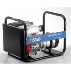 HX 6000 SDMO Benzin Stromerzeuger 6,0 kW 230 V-HX6000-20