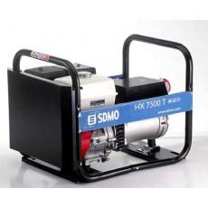 HX 7500 T SDMO Stromerzeuger 230/400 V 6,0 kW 7,5 kVA-HX7500T-20